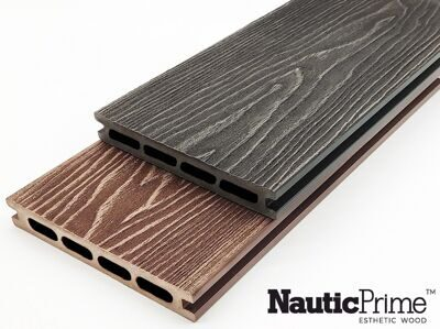 Террасная доска Nautic Prime (Light) Esthetic Wood